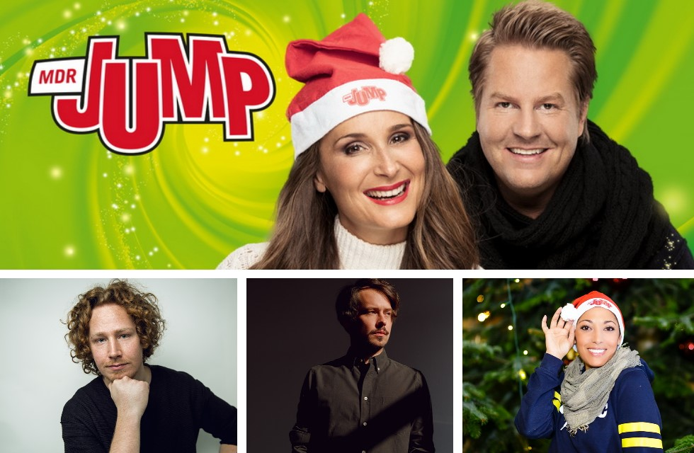 MDR JUMP Weihnachtsmarkt-Tour