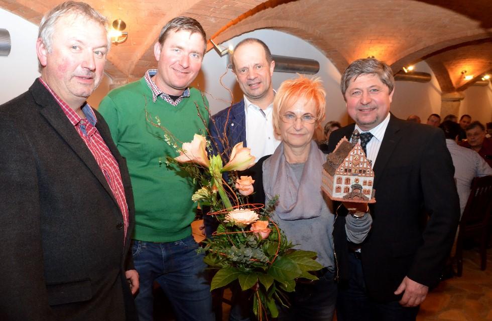 Initiative Plauen: Renate Wünsche beendet Vorstandsarbeit