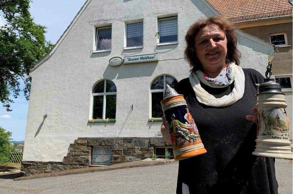 Pächterin vom Waldhaus Reusa in Plauen hört auf