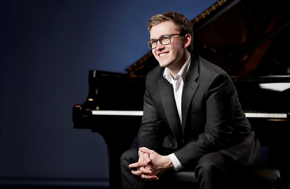 Pianist Frank Dupree: Artist in Residence am Theater Plauen- Zwickau