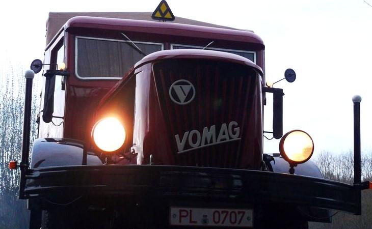 Plauen feiert 100 Jahre VOMAG-Fahrzeugbau