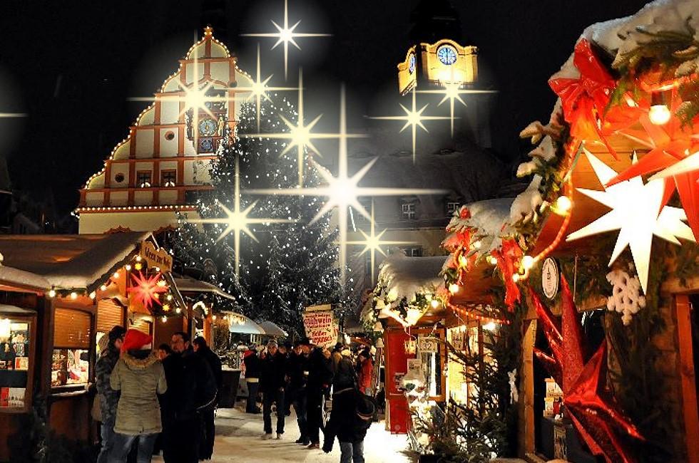 Weihnachtsmarkt Plauen 2019