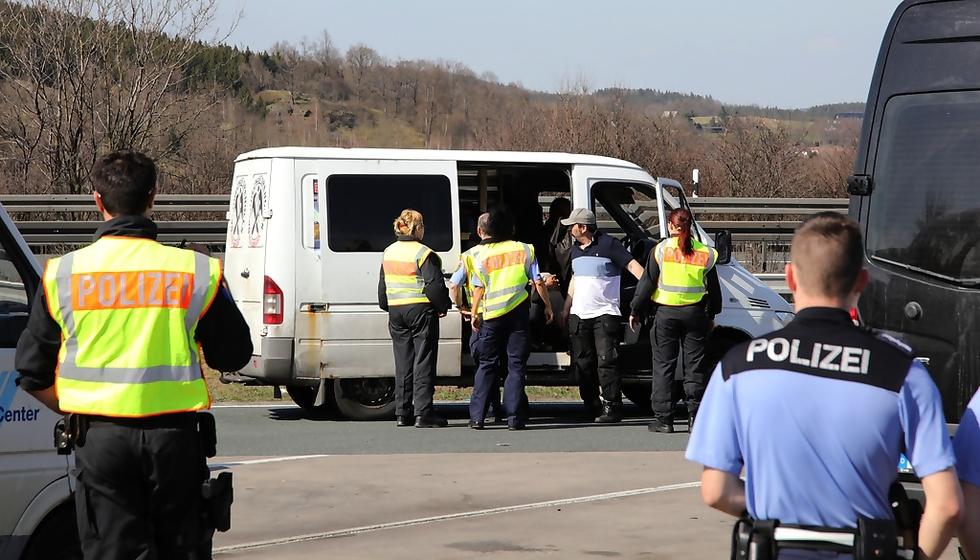 Polizei erhöht im Vogtland Fahndungsdruck