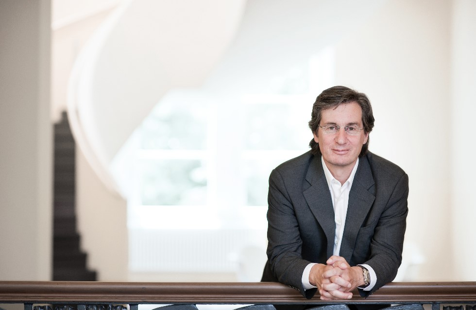 Vogtländer Rainer Gläß ist Sachsens Unternehmer des Jahres 2018