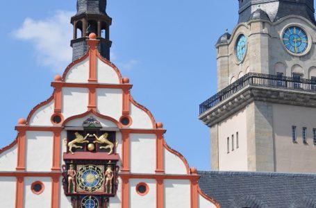 Stadtplakette Plauen geht 2020 an Gerd Naumann
