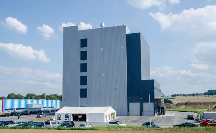 Neue Mühle in Plauen startet Produktion