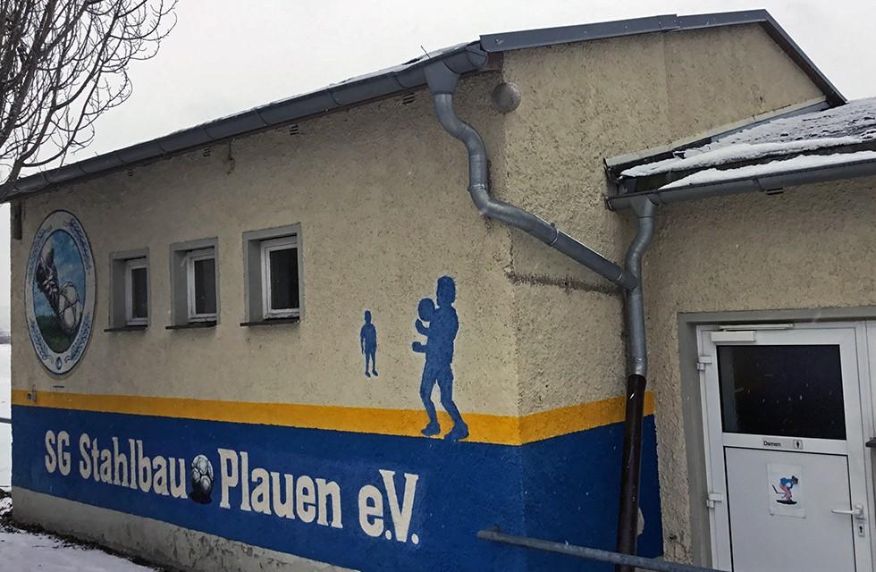 SG Stahlbau Plauen und VfL Reumtengrün bekommen Fördermittel