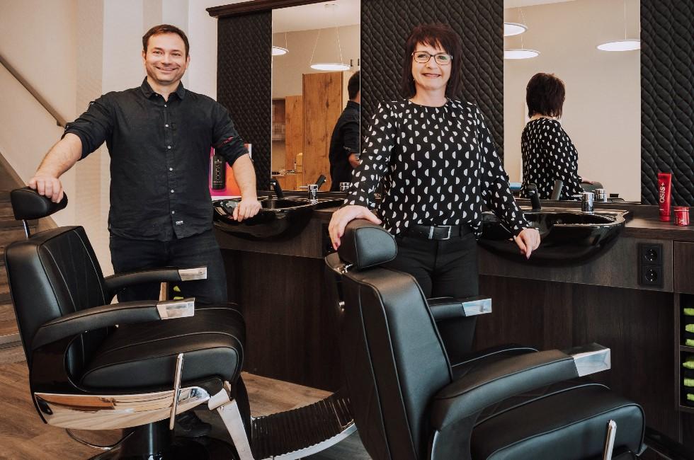 Friseure in Plauen dürfen wieder öffnen