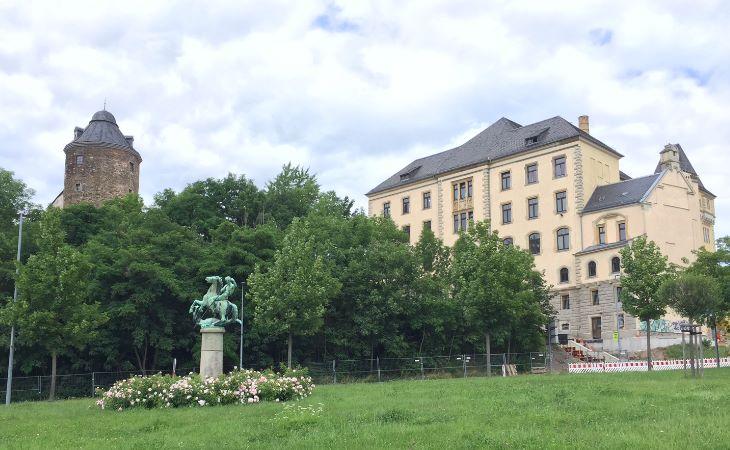Schlossterrassen Plauen