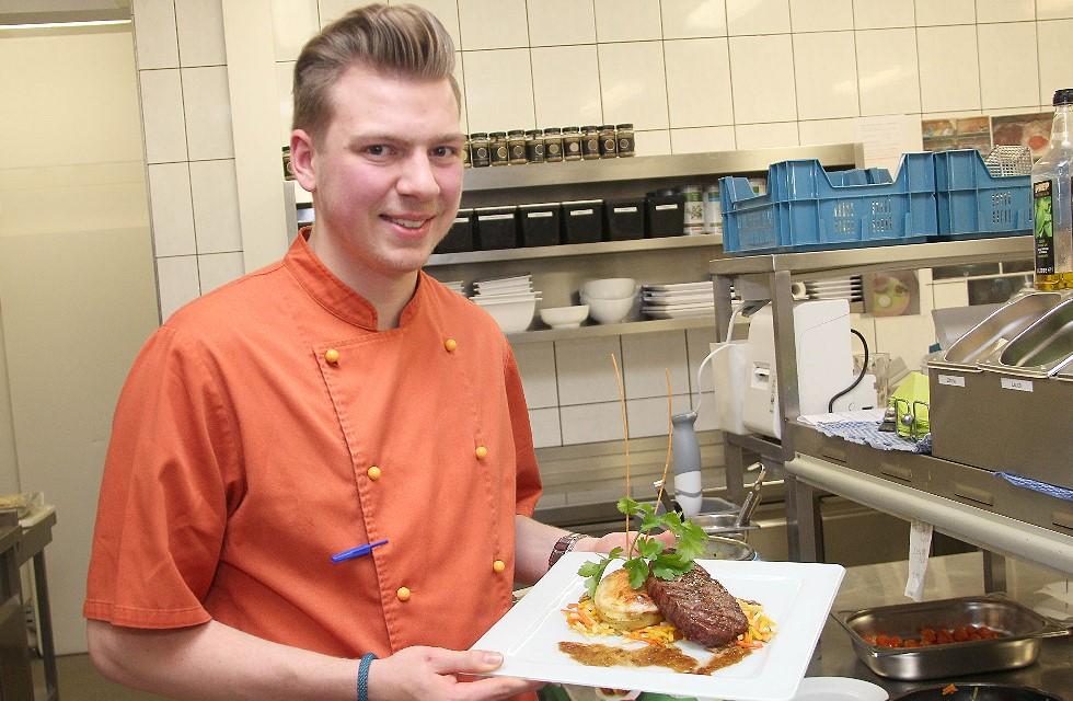 Sebastian Braun: Kochen ist meine Leidenschaft