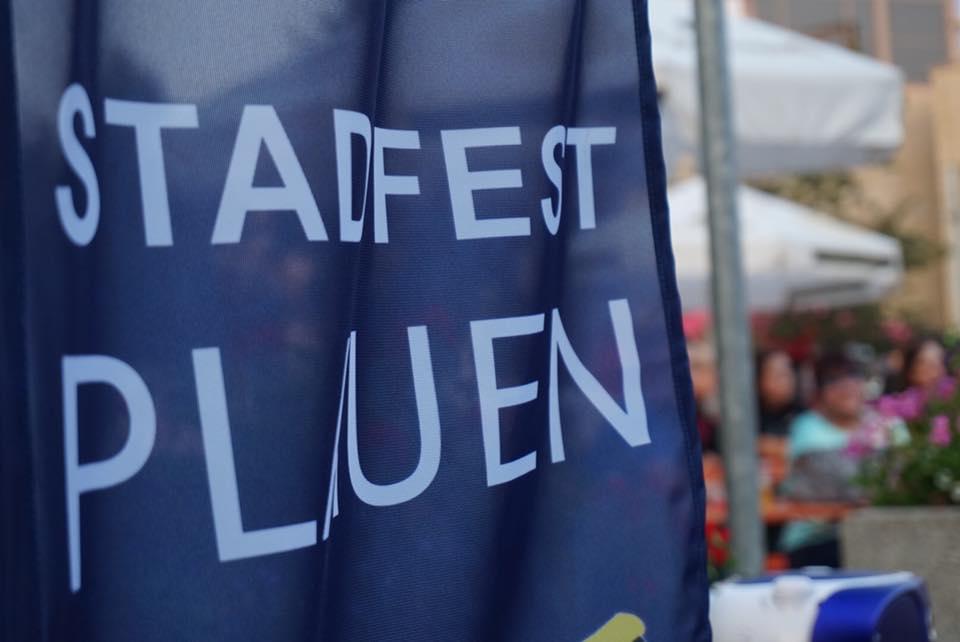 Stadtfest in Plauen