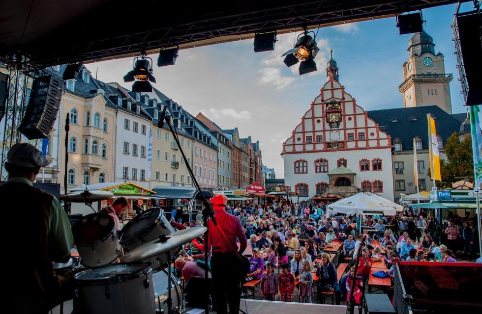 Plauener Frühling: Stadtfest-Saison startet am Wochenende