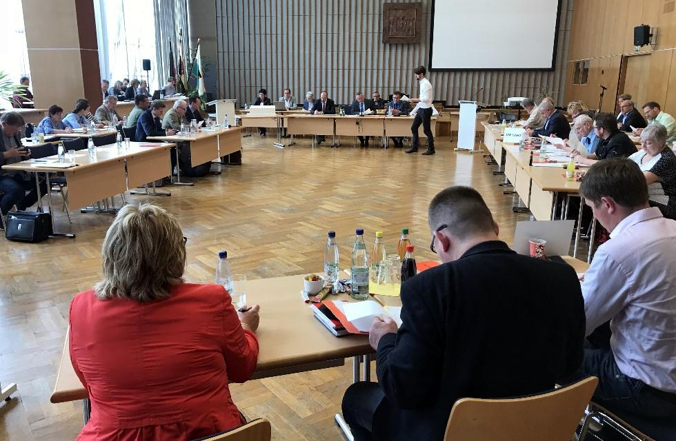 Stadtrat Plauen