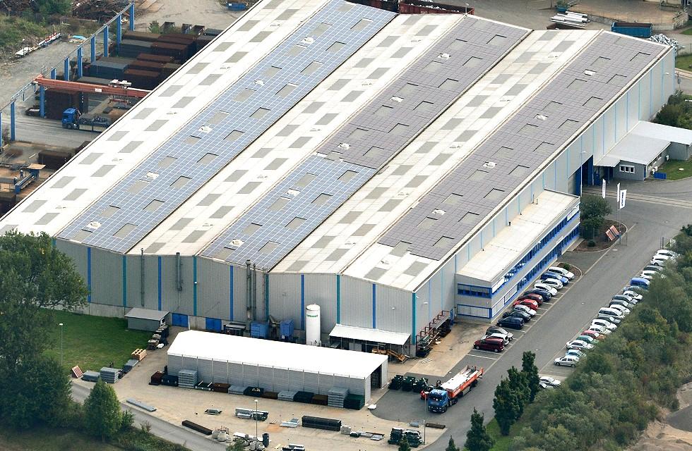 Stahlzentrum Plauen: Köstner investiert in Standort