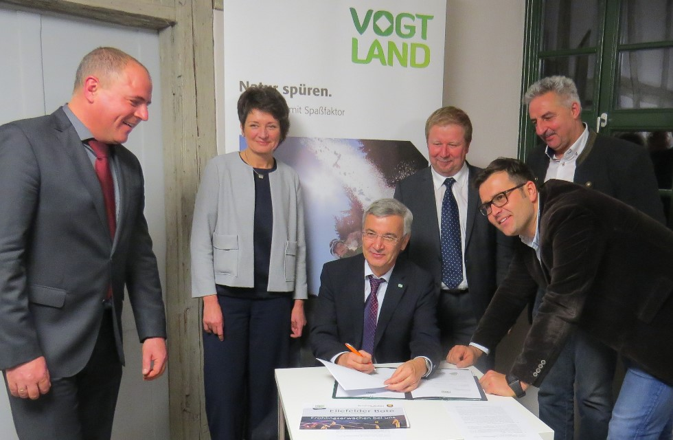 Städteverbund will Image des Vogtlandes stärken
