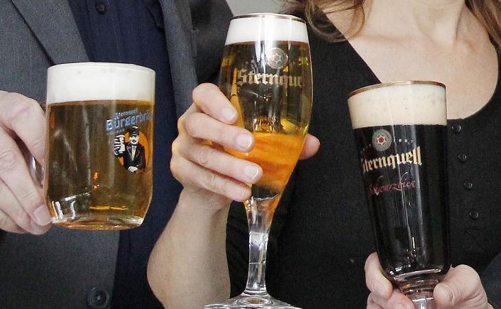 Sternquell: Drei Mal Gold für Bier aus Plauen