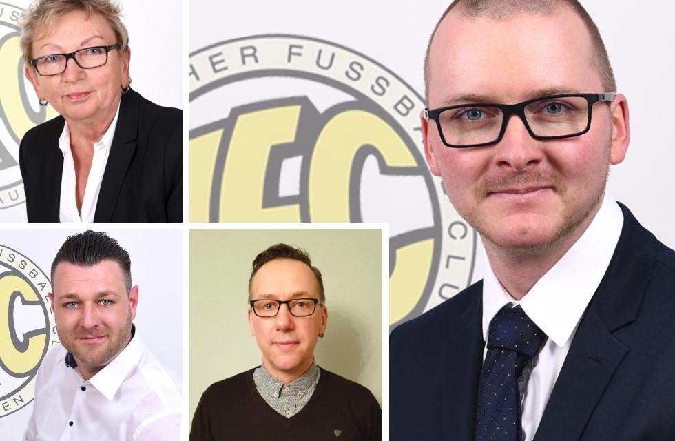 Eric Holtschke neuer Vorstandsvorsitzender beim VFC Plauen
