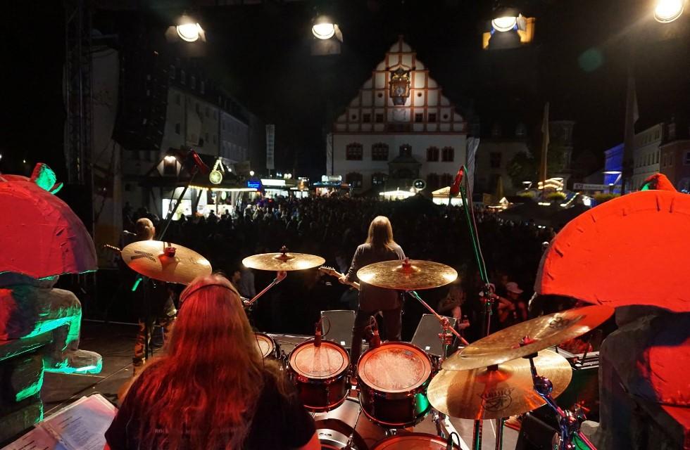 Tausende Besucher bei Plauener Herbststadtfest