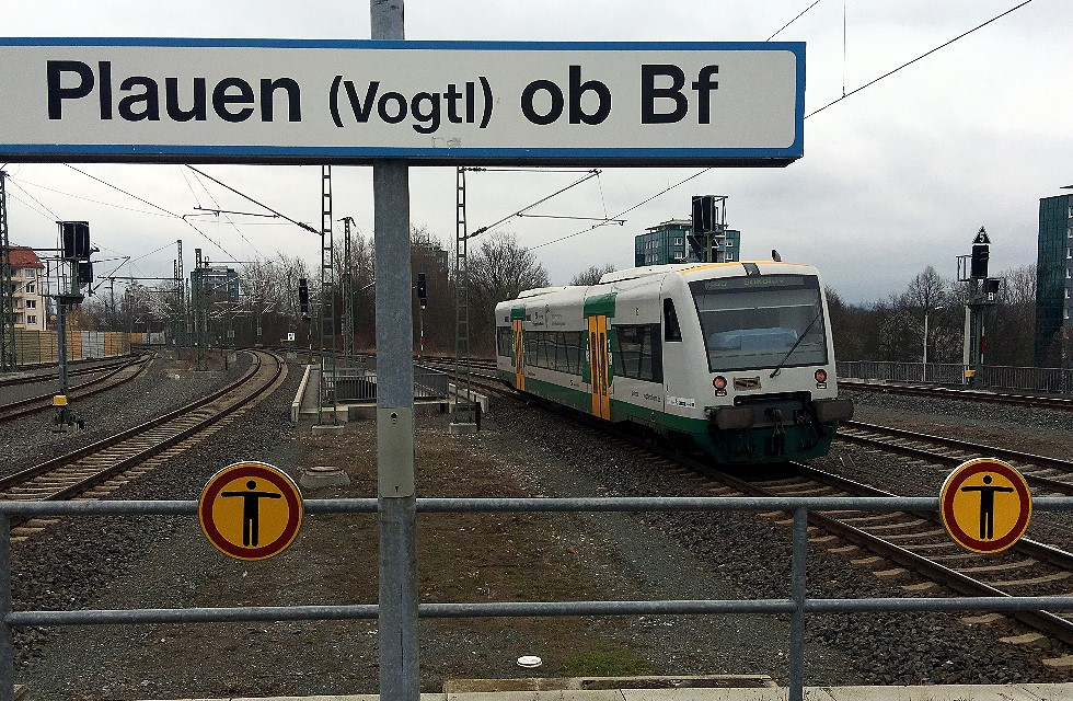 Oberer Bahnhof Plauen
