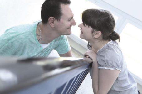 WbG Plauen Geschichten: Liebesglück beginnt im Treppenhaus