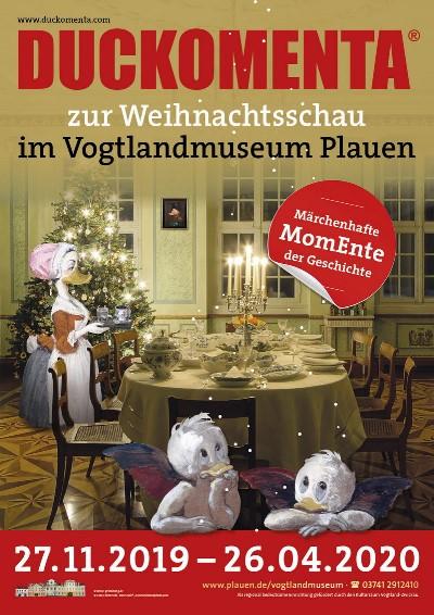 Weihnachtsausstellung im Vogtlandmuseum