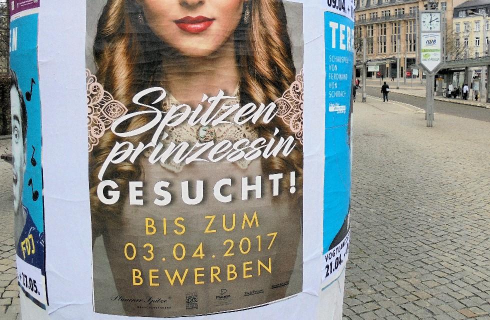Wer wird neue Spitzenprinzessin von Plauen?