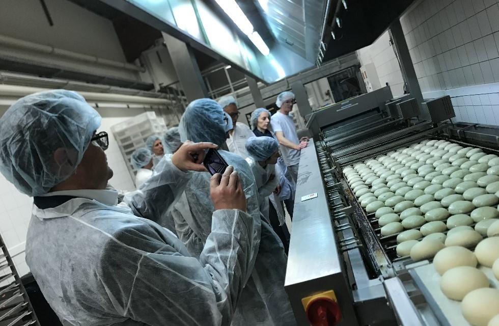 Hinter den Kulissen der Stangengrüner Mühlenbäckerei