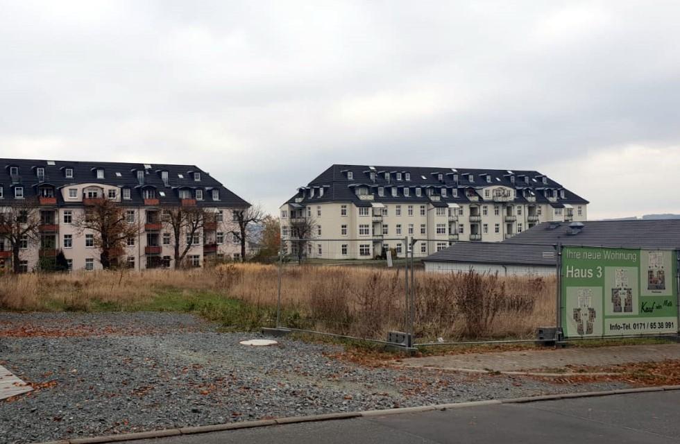 In Plauen Westend entstehen noble Penthousewohnungen
