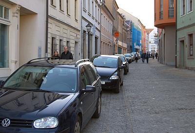 Parken Straßberger