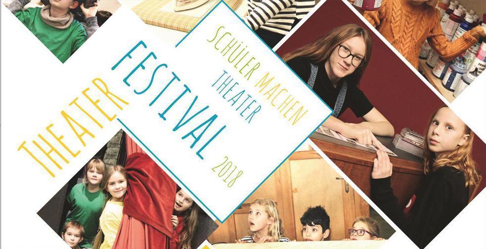 Schüler-Theaterfestival in Plauen
