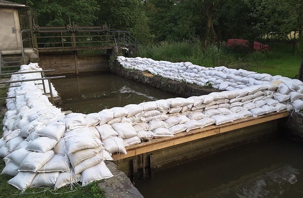 Biomühle-Straßberg-Plauen-Vogtland-Hochwasserschutz