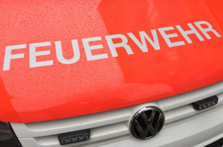 Brandstiftung im Asylbewerberheim in Plauen