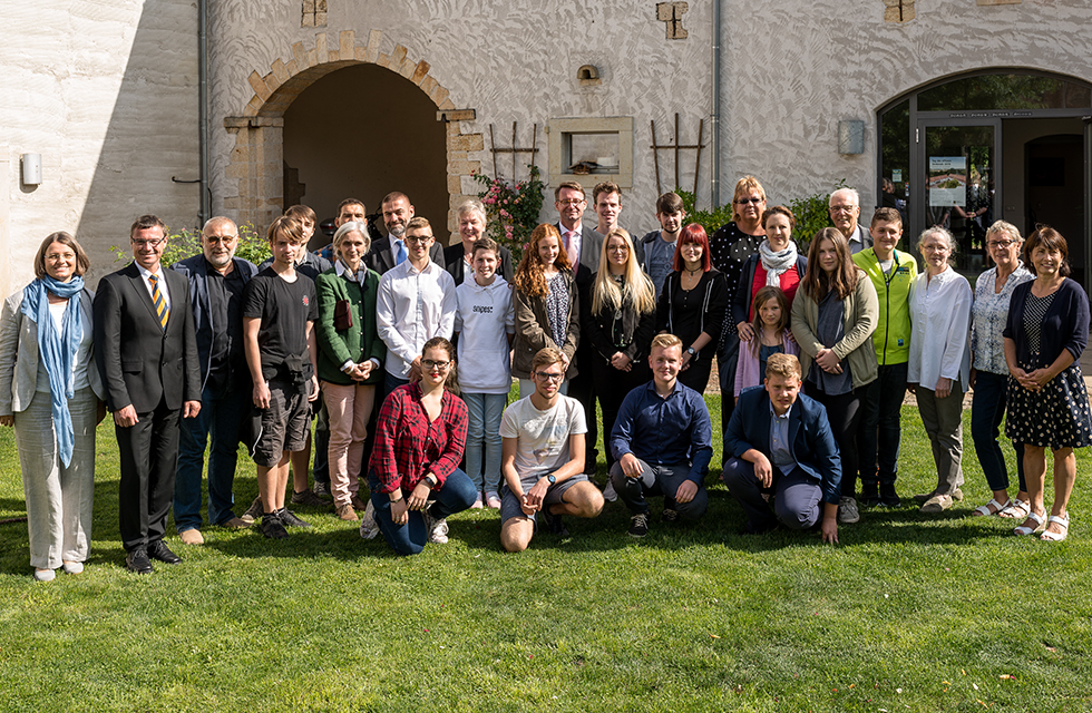 Friedensschüler-Plauen-Vogtland-erhalten-Denkmalpreis-Arboretum-Engagement