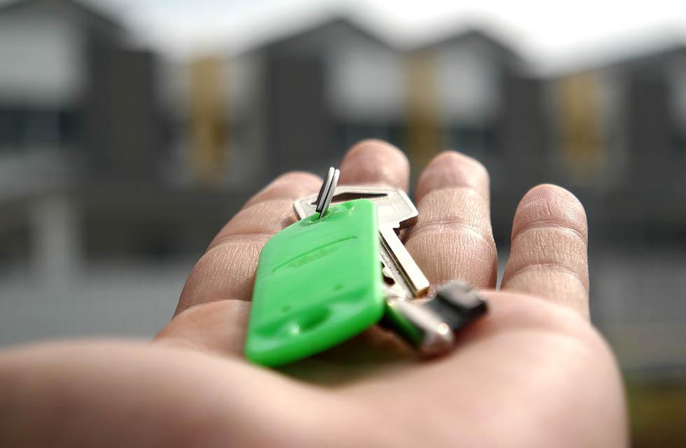 Haus-Key-Schlüssel-Laden-Wohnen-Vogtland