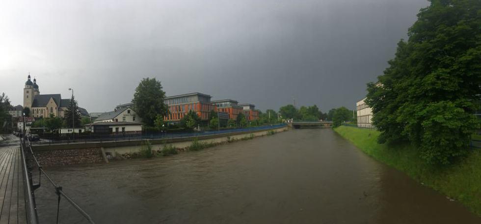 Plauen-Hochwasser-Weiße-Elster-Stadtbad