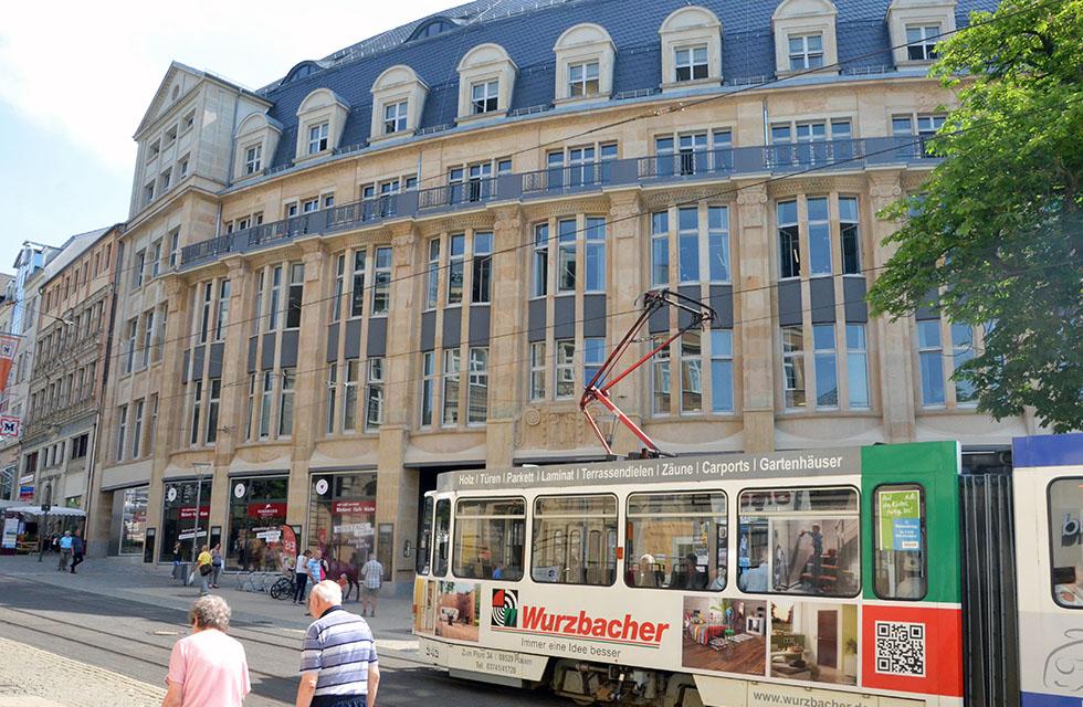 Landratsamt-Plauen-Vogtland-Postplatz