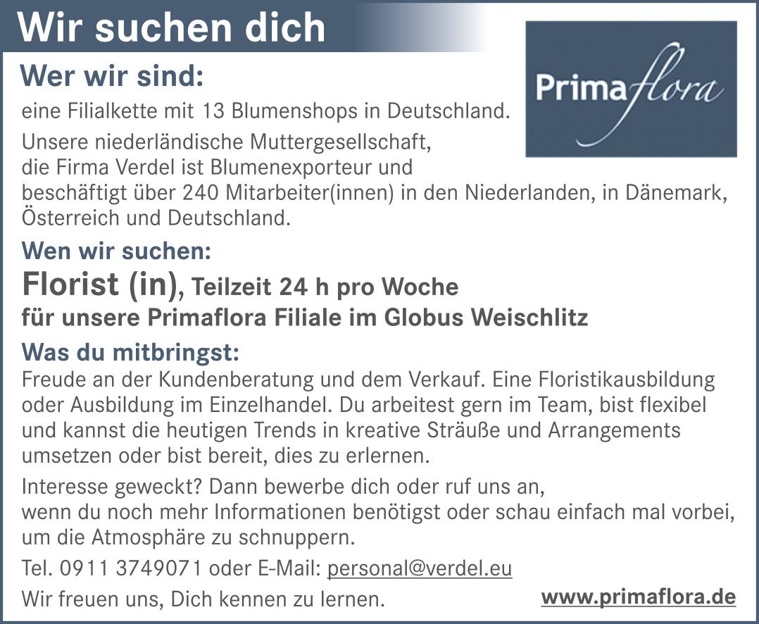 Primaflora-Florist-Globus-Weischlitz