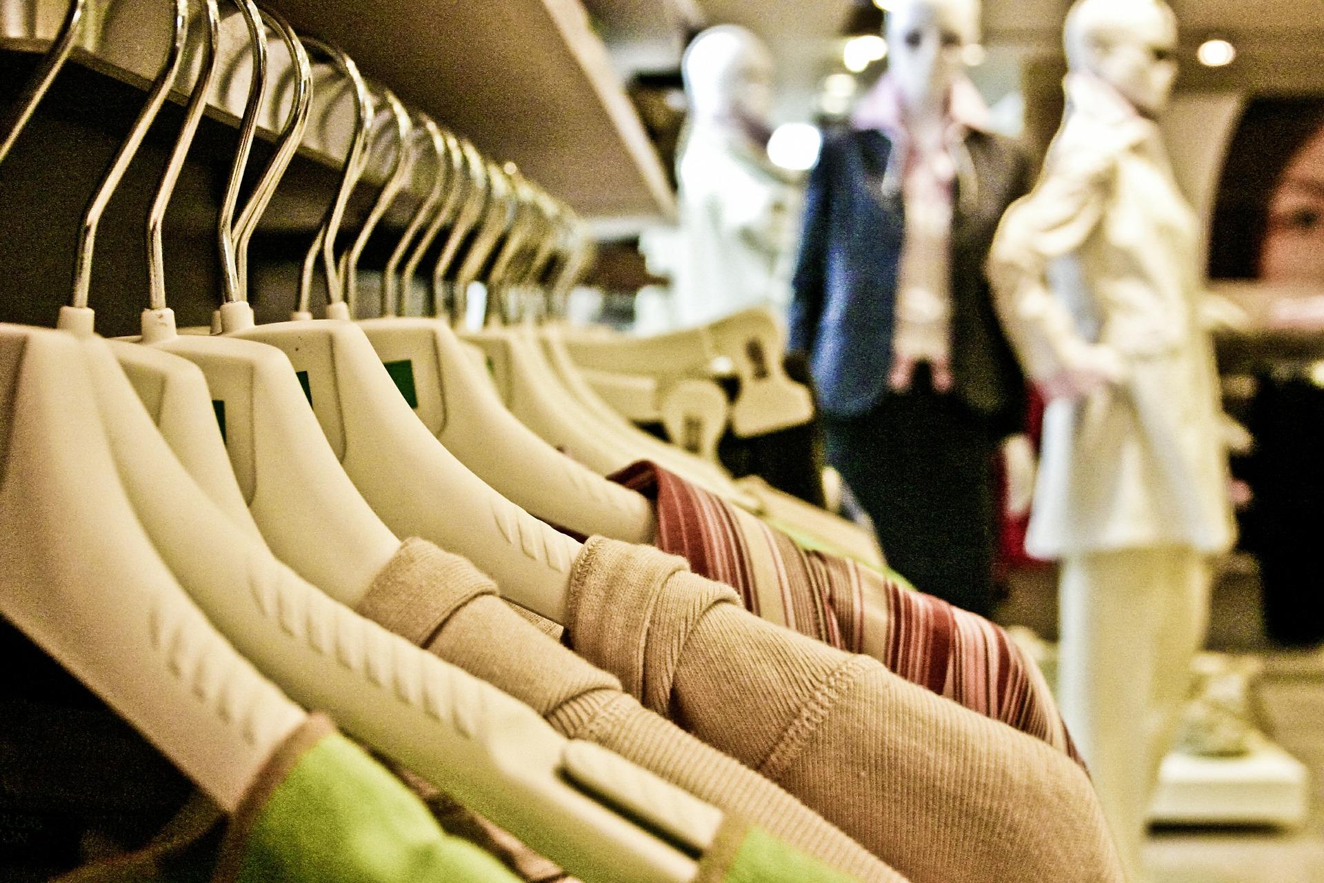 Shopping-Einkauf