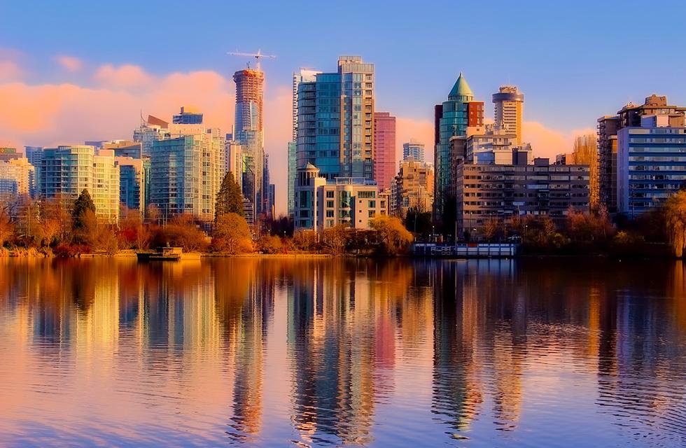 Vancouver-Kanada-Vogtland