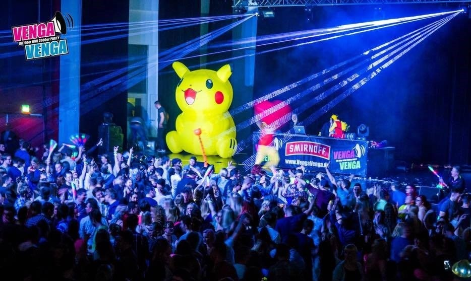 Venga-Party-Plauen-Festhalle-Vogtland-Spitzenstadt