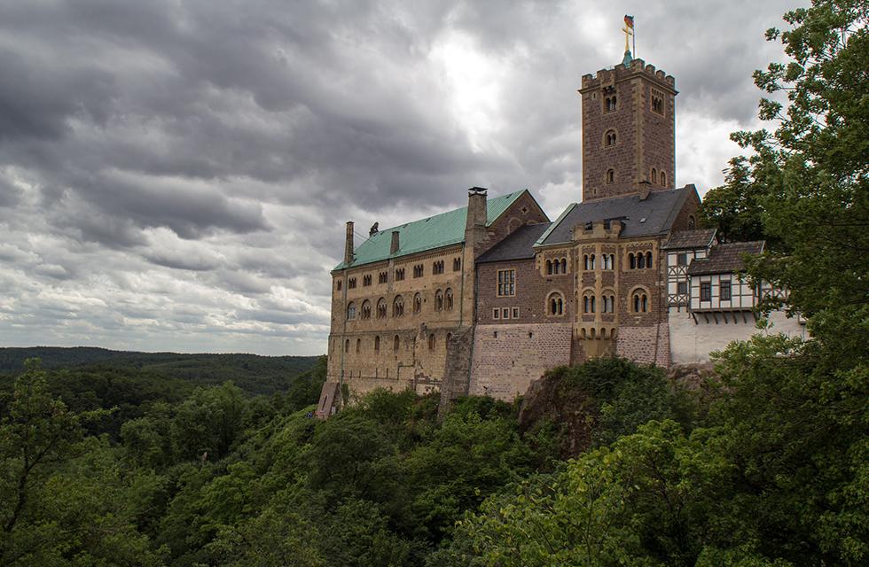 Wartburg-Thüringen-Vogtland-Sehenswürdigkeiten