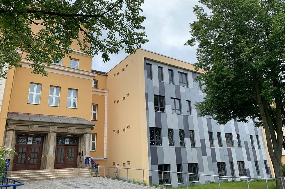 Bildungseinrichtung-Lessing-Gymnasium-Schule-Plauen-Vogtland-Spitzenstadt-Bildung-Schulgebäude