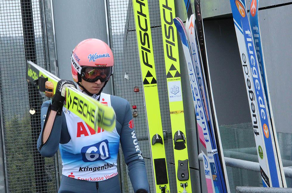 Geiger-GrandPrix-Klingenthal-Vogtland-Sommer-Skispringen