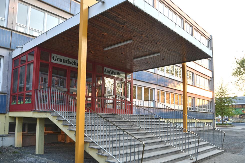 Grundschule-Am Wartberg-Plauen-Spitzenstadt-Schule-Vogtland-Kinder