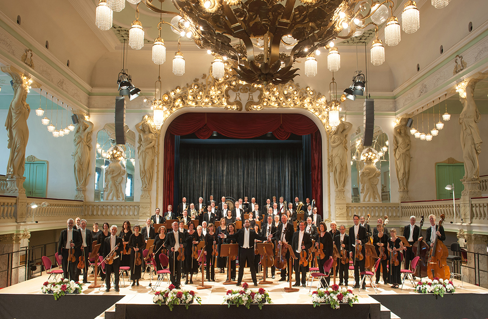 Orchester-Plauen-Vogtland-Vogtlandtheater