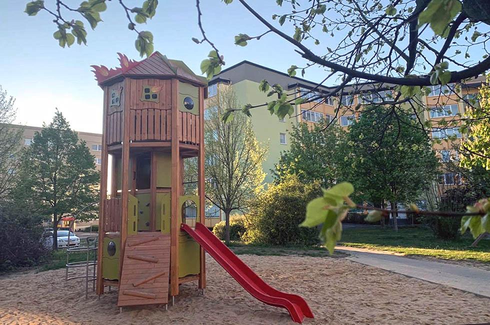 Spielplatz-Plauen-Vogtland-Marie-Curie-Straße
