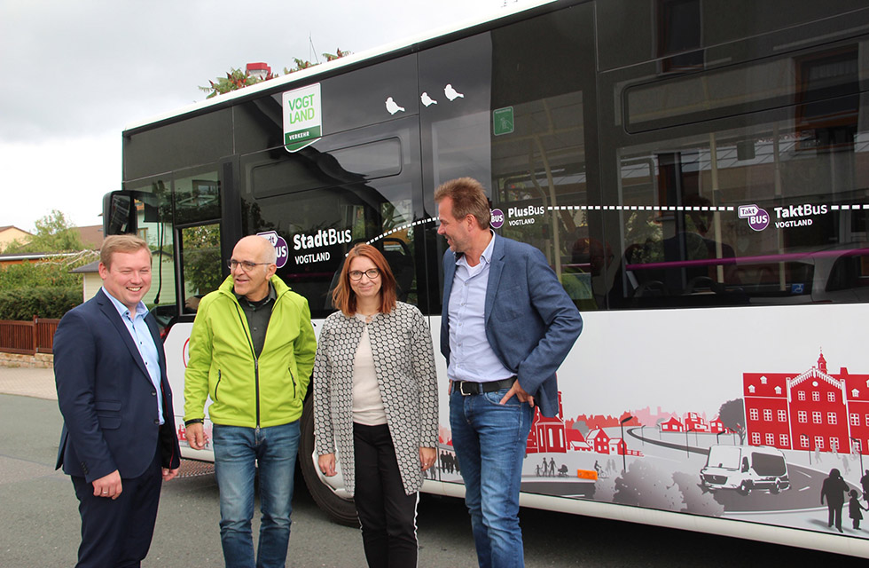 Stadtbus-Vogtland