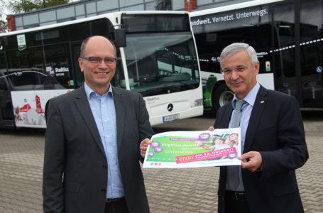 """""""Vogtlandnetz 2019+"""" – Neue Nahverkehrsangebote im Vogtland"""