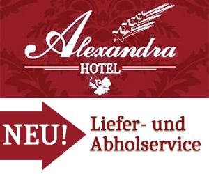 Hotel Alexandra Lieferservice