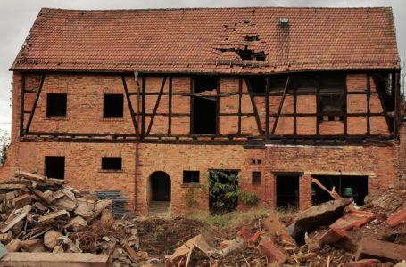 Altes Rittergut in Unterlosa wird abgerissen
